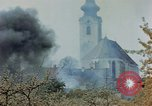 Image of fire Austria, 1945, second 7 stock footage video 65675070987
