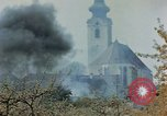 Image of fire Austria, 1945, second 8 stock footage video 65675070987