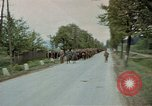 Image of German prisoners Austria, 1945, second 1 stock footage video 65675070989