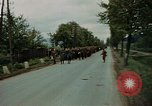 Image of German prisoners Austria, 1945, second 4 stock footage video 65675070989