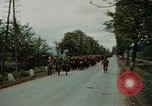 Image of German prisoners Austria, 1945, second 7 stock footage video 65675070989