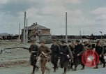 Image of German prisoners Austria, 1945, second 2 stock footage video 65675070990