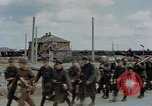 Image of German prisoners Austria, 1945, second 3 stock footage video 65675070990