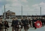 Image of German prisoners Austria, 1945, second 7 stock footage video 65675070990