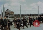 Image of German prisoners Austria, 1945, second 9 stock footage video 65675070990