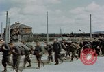 Image of German prisoners Austria, 1945, second 12 stock footage video 65675070990