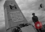 Image of anniversary of D-Day Normandy France, 1945, second 1 stock footage video 65675070993