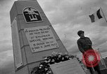 Image of anniversary of D-Day Normandy France, 1945, second 4 stock footage video 65675070993