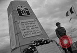 Image of anniversary of D-Day Normandy France, 1945, second 5 stock footage video 65675070993