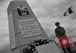 Image of anniversary of D-Day Normandy France, 1945, second 7 stock footage video 65675070993