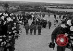 Image of anniversary of D-Day Normandy France, 1945, second 8 stock footage video 65675070994