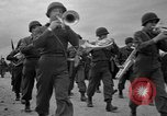 Image of anniversary of D-Day Normandy France, 1945, second 7 stock footage video 65675070995