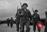 Image of anniversary of D-Day Normandy France, 1945, second 12 stock footage video 65675070995