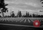 Image of anniversary of D-Day Normandy France, 1945, second 2 stock footage video 65675070996
