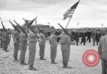 Image of anniversary of D-Day Normandy France, 1945, second 1 stock footage video 65675070997