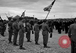 Image of anniversary of D-Day Normandy France, 1945, second 4 stock footage video 65675070997