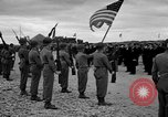 Image of anniversary of D-Day Normandy France, 1945, second 5 stock footage video 65675070997