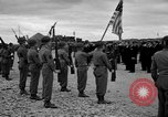 Image of anniversary of D-Day Normandy France, 1945, second 7 stock footage video 65675070997