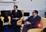 Image of President Richard Nixon Washington DC USA, 1974, second 4 stock footage video 65675071001