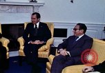 Image of President Richard Nixon Washington DC USA, 1974, second 5 stock footage video 65675071001