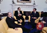 Image of President Richard Nixon Washington DC USA, 1974, second 6 stock footage video 65675071001