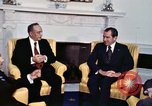 Image of President Richard Nixon Washington DC USA, 1974, second 11 stock footage video 65675071001