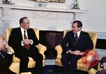 Image of President Richard Nixon Washington DC USA, 1974, second 12 stock footage video 65675071001