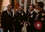 Image of President Richard Nixon Washington DC USA, 1974, second 1 stock footage video 65675071004