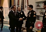 Image of President Richard Nixon Washington DC USA, 1974, second 6 stock footage video 65675071004