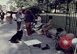 Image of Anti-war demonstration Washington DC USA, 1972, second 3 stock footage video 65675071005