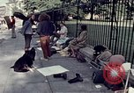 Image of Anti-war demonstration Washington DC USA, 1972, second 5 stock footage video 65675071005