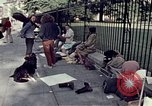 Image of Anti-war demonstration Washington DC USA, 1972, second 6 stock footage video 65675071005