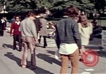 Image of White House demonstrations Washington DC USA, 1972, second 7 stock footage video 65675071006