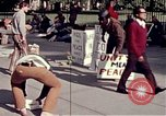 Image of White House demonstrations Washington DC USA, 1972, second 12 stock footage video 65675071006