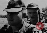 Image of American Army advisers assist South Vietnamese army Vietnam, 1962, second 12 stock footage video 65675071036
