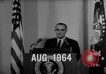 Image of Gulf of Tonkin incident United States USA, 1964, second 6 stock footage video 65675071038