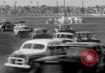 Image of auto stunt Islip New York USA, 1966, second 11 stock footage video 65675071047