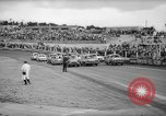 Image of jalopies crashed at demolition derby United Kingdom, 1965, second 7 stock footage video 65675071050