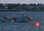 Image of United States Coast Guard HH-52 Seaguard United States USA, 1963, second 8 stock footage video 65675071055
