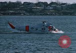 Image of United States Coast Guard HH-52 Seaguard United States USA, 1963, second 10 stock footage video 65675071055