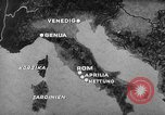 Image of German infantry Italy, 1942, second 7 stock footage video 65675071080