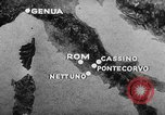 Image of German infantry Cassino Italy, 1944, second 2 stock footage video 65675071085