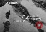 Image of German infantry Cassino Italy, 1944, second 8 stock footage video 65675071085