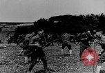Image of American Army soldiers training in combat during World War 1 France, 1917, second 2 stock footage video 65675071099