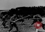 Image of American Army soldiers training in combat during World War 1 France, 1917, second 3 stock footage video 65675071099