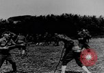 Image of American Army soldiers training in combat during World War 1 France, 1917, second 5 stock footage video 65675071099