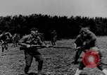 Image of American Army soldiers training in combat during World War 1 France, 1917, second 8 stock footage video 65675071099