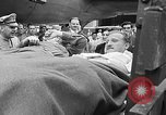 Image of Stretcher cases New York United States USA, 1945, second 11 stock footage video 65675071110