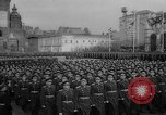 Image of Soviet Union anniversary parade Moscow Russia Soviet Union, 1958, second 10 stock footage video 65675071116