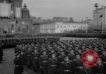 Image of Soviet Union anniversary parade Moscow Russia Soviet Union, 1958, second 12 stock footage video 65675071116